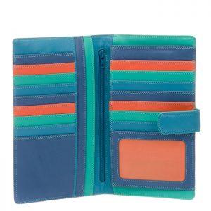 Large Tab Tri-fold Wallet 1203 2